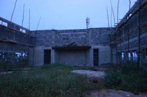 Annonce de l'action de grâce pour la réalisation de la toiture